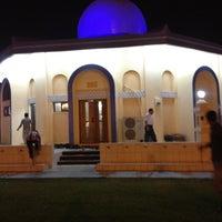 Photo taken at مسجد السوق المركزي by ABDALLA A. on 5/21/2012