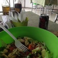 Photo taken at Inn Salad by Luis O. on 8/3/2012