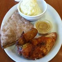 Photo taken at California Chicken Cafe by Travis W. on 7/3/2012
