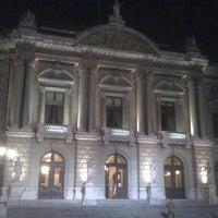 1/25/2011にAlain D.がGrand Théâtre de Genèveで撮った写真