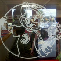 Photo taken at Chuck E. Cheese's by brad f. on 10/28/2011