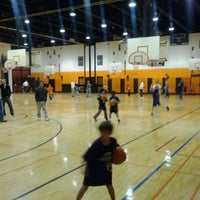 Photo taken at Hommocks Middle School by Michael K. on 12/17/2011