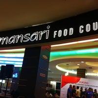 Photo taken at Tamansari Food Court by Kazuya W. on 4/1/2011