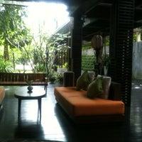 Das Foto wurde bei Peace Resort Samui von Dani am 12/16/2011 aufgenommen
