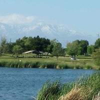 Photo taken at Prado Regional Campground by Kathy S. on 4/16/2012
