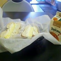 Photo taken at Bagel King by Todd S. on 11/5/2011