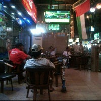 Photo taken at 9 Ball Cafe & Restaurant by Ahmed A. on 12/15/2011