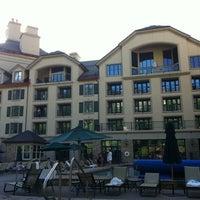 Photo taken at Park Hyatt Beaver Creek Resort & Spa by Adam B. on 7/21/2011
