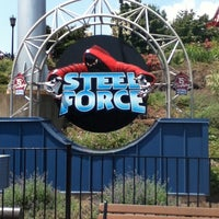 Photo taken at Dorney Park & Wildwater Kingdom by James R. on 6/20/2012