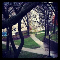 Photo taken at Grise Hall by Tyson T. on 11/21/2011