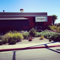 Photo taken at burger. by Jen R. on 7/1/2012