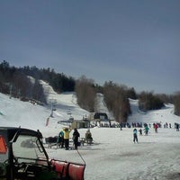 Photo taken at Calabogie Peaks by Ashley C. on 3/12/2012
