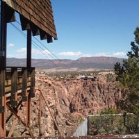 Photo taken at Royal Gorge Bridge & Park by Roger L. on 4/22/2012