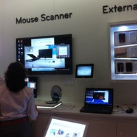 Photo taken at LG Electronics Booth   Halle 11.2 Stand 101 by Daering on 9/2/2011