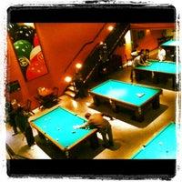 Foto tirada no(a) Bahrem Pompéia Snooker Bar por Rodrigo T. em 6/8/2012