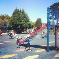 Photo taken at Angelo J. Rossi Park by Soowan J. on 7/21/2012