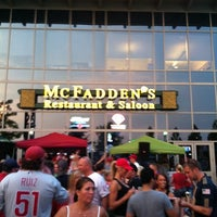 Photo taken at McFadden's by Chris M. on 7/24/2011