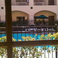 Photo taken at Ayres Hotel Redlands by Jason T. on 6/28/2012