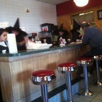 Photo taken at JoJo Apples Cafe & Soda Shoppe by Jamie? D. on 10/30/2011