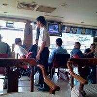 Photo taken at Parai Smoking Lounge Terminal F by Indra L. on 11/28/2011