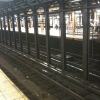 Photo taken at MTA Subway - 34th St/Penn Station (1/2/3) by Lilada on 8/2/2011