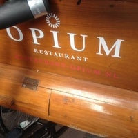 Photo taken at Opium by Ouke A. on 6/20/2012