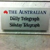 Photo taken at News Corp Australia by Simon C. on 7/23/2012