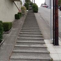 Das Foto wurde bei Filbert Steps von Juan Javier Á. am 8/21/2012 aufgenommen