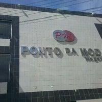 Photo taken at Ponto Da Moda by Regina B. on 1/27/2012