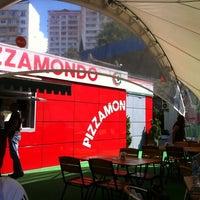 Снимок сделан в Pizzamondo пользователем Исаев А. 9/11/2011