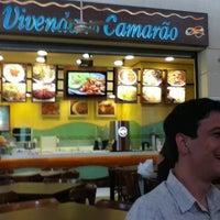 Photo taken at Vivenda do Camarão by Daniel V. on 7/7/2011