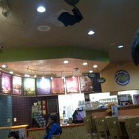 Photo taken at Tropical Smoothie Cafe by Morgan R. on 10/22/2011