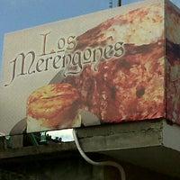 Photo taken at Los merengones by Daniel B. on 12/24/2011