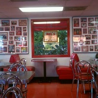 Photo taken at Mel's Hot Dogs by Brianna H. on 10/26/2011