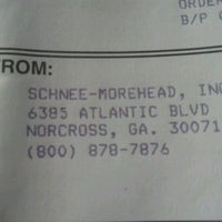 Photo taken at Schnee Morehead Inc. by Trucker4Harvick . on 1/17/2012