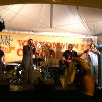 Photo taken at Octoberfest Block Party by Tasha M. on 10/1/2011