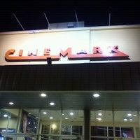 Photo taken at Cinemark by Diego C. on 10/9/2011