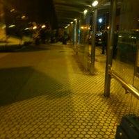 Photo taken at Donostia | San Sebastián Bus Station by Eneko S. on 12/25/2011
