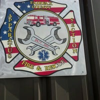 Photo taken at Fairfax County Fire & Rescue South Apparatus Shop by Joseph H. on 6/13/2012