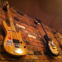 Photo taken at ROK:BRGR by Ashley C. on 8/28/2012