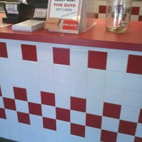 Photo taken at Five Guys by Phuoc T. on 8/22/2011