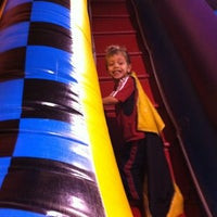 Photo taken at Pump It Up by Mark A. on 2/19/2012