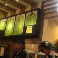 Photo taken at Moonleaf Tea Shop by Carl Lendll C. on 8/21/2012