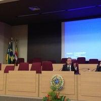 Photo taken at Tribunal Regional do Trabalho da 8ª Região by Mariana P. on 6/20/2012