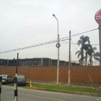Photo taken at Claro Perú | América Móvil by Luis P. on 7/13/2012