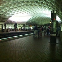 Photo taken at Metro Center Metro Station by Stray S. on 8/6/2011