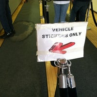 Photo taken at Illinois Secretary of State - Express Drivers Services Facility by Crystal H. on 9/14/2011