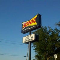 Photo taken at SONIC Drive In by Payton O. on 5/16/2011