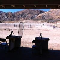 Photo taken at Angeles Shooting Ranges by Tamara M. on 9/1/2012
