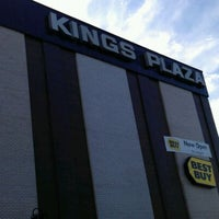 Photo taken at Kings Plaza Mall by Drew B. on 11/1/2011